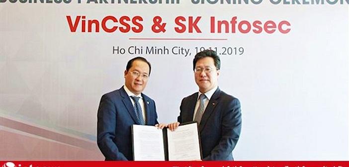 Hợp tác với SK Infosec, VinCSS sẽ sớm cung cấp dịch vụ an ninh mạng đẳng cấp quốc tế cho thị trường Việt Nam