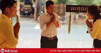 Thế Giới Di Động muốn đứng số 1 tại Campuchia