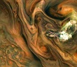 Sững sờ diện mạo kỳ quái trên bề mặt sao Mộc