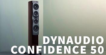 Dynaudio Confidence 50: Khẳng định đẳng cấp một huyền thoại