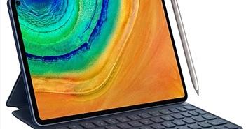 Huawei xác nhận MatePad sẽ đi kèm với bút stylus