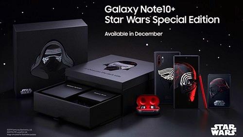 Samsung ra mắt Galaxy Note10+ bản Star Wars giới hạn giá 30 triệu đồng