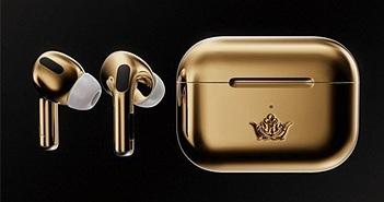 Cháy hàng cặp tai nghe AirPods Pro giá 67.000 USD
