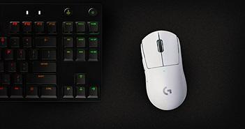 Logitech G Pro X Superlight: chuột chơi game không dây nhẹ nhất thế giới
