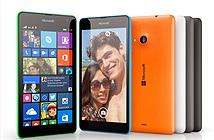 Microsoft ra bản cập nhật phần mềm cảm ứng cho Lumia 535 hai SIM