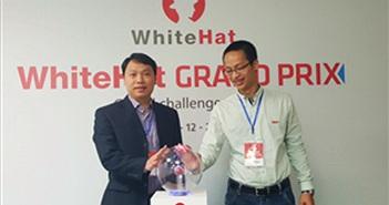 Khai mạc vòng chung kết thi an ninh mạng toàn cầu WhiteHat Grand Prix 2015