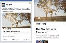 Facebook Instant Articles đã hỗ trợ Android