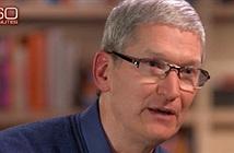 Tim Cook: Cáo buộc Apple trốn thuế là chính trị tào lao