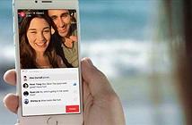 Facebook Live hiện diện trên các fanpage đại diện chính thức