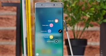 [Galaxy Note 7] Tìm ra nguyên nhân gây cháy trên Galaxy Note 7