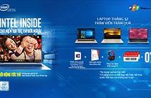 Laptop tràn viền chỉ từ 1,3 triệu đồng – duy nhất tại FPT Shop
