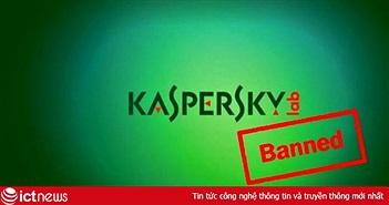Kaspersky Lab kiện ngược lại Tổng thống Trump