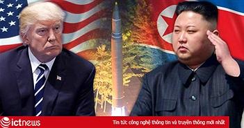 Mỹ đổ lỗi cho Triều Tiên đứng sau vụ khủng bố mạng WannaCry