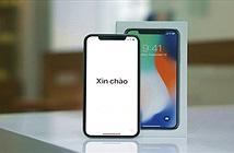 iPhone X xách tay về mốc 25 triệu