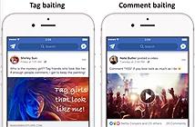 Facebook sẽ hạ cấp các bài viết câu like, bình luận và chia sẻ