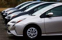 Toyota sẽ điện hoá toàn bộ các dòng xe vào năm 2025