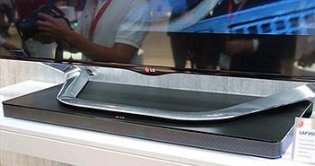 LG hợp tác Meridian Audio tăng cường công nghệ âm thanh