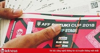 Bắt nữ quái lừa bán vé giả trên Facebook trận chung kết Việt Nam vs Malaysia