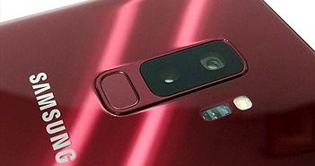 Siêu phẩm Galaxy S9+ màu đỏ bán tại VN, giá 19,99 triệu đồng