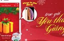 My Viettel tặng quà Giáng sinh cho khách hàng qua ứng dụng