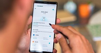 Samsung chiếm tới 93,.3% thị trường màn hình OLED trong quý 4 năm nay