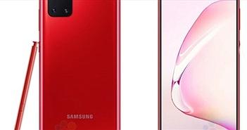Ngắm concept mới nhất của Galaxy Note 10 Lite