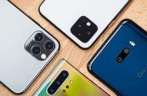 Thị trường smartphone toàn cầu trong 12 tháng qua có gì vui?