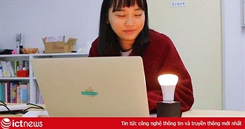 Nữ nhân F.A phát minh ra cây đèn tự động phát sáng mỗi khi có ai đó chia tay người yêu