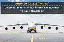 Giải mã máy bay vận tải lớn nhất thế giới do Liên Xô chế tạo