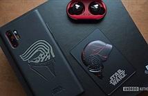 Cận cảnh Galaxy Note 10+ Star Wars Edition: Đẹp bí ẩn và đầy sức mạnh