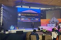 HP Việt Nam ra mắt loạt MTXT cao cấp thế hệ mới