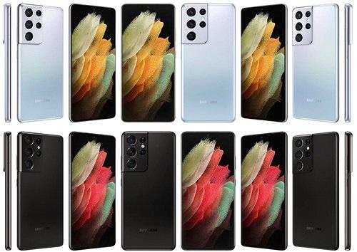 Rò rỉ hình ảnh chính thức của Samsung Galaxy S21 Ultra trước thềm ra mắt