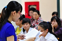 Các trường phải công khai thông tin tuyển sinh 2015 trên website