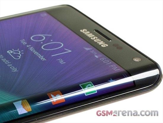 Samsung Galaxy S6 sẽ có màn hình cong 2 cạnh