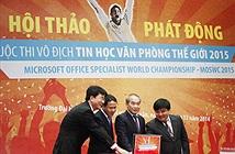 TGĐ Viettel Telecom làm Phó Ban chỉ đạo cuộc thi MOSWC 2015
