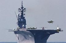 Nhật Bản sắp hạ thủy tàu sân bay lớp Izumo thứ 2