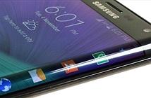 Galaxy S6 Edge sẽ trang bị màn hình vát cong cả 2 cạnh