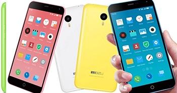 Meizu M1 Note Mini - Đối thủ mới của Xiaomi Redmi 2