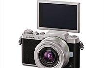 Panasonic Lumix GF7 - máy ảnh cho tín đồ selfie