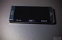 Samsung Galaxy S6 Edge có màn hình cong 2 bên sắp lên sóng