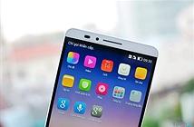 Trên tay Ascend Mate 7 tại VN: smartphone vỏ kim loại, cấu hình cao cấp