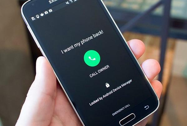 Hướng dẫn bảo vệ smartphone Android khi bị thất lạc