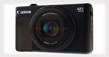 Rò rỉ hình ảnh chiếc máy ảnh compact Canon G7X Mark III, lần đầu tiên có khả năng quay video 4K