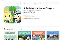 Apple làm mới giao diện App Store trên web