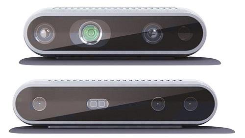 Intel phân phối hai camera 3D D400-series mới ra mắt tại CES