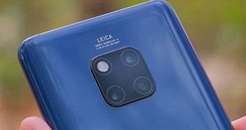 Điểm DxOMark của Huawei Mate 20 Pro khiến nhiều người bất ngờ