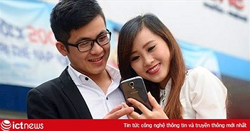 Kết thúc năm 2018, Việt Nam có 125,6 triệu thuê di động