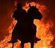 Độc đáo lễ hội thanh tẩy ngựa ở Tây Ban Nha