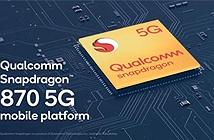 Snapdragon 870 mới của Qualcomm về cơ bản là Snapdragon 865+
