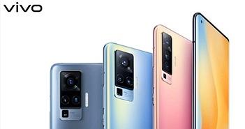 vivo X60 Pro + gây sốt với Snapdragon 888, máy quét vân tay UD, mặt lưng bằng da